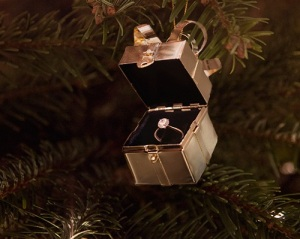 Christmas engagement ideas