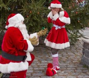 Santa suit proposal