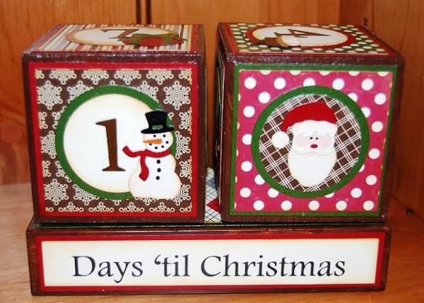 CHRISTMAS COUNTDOWN…10