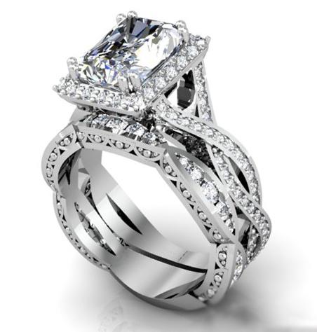tacori-princess-cut-engagement-rings