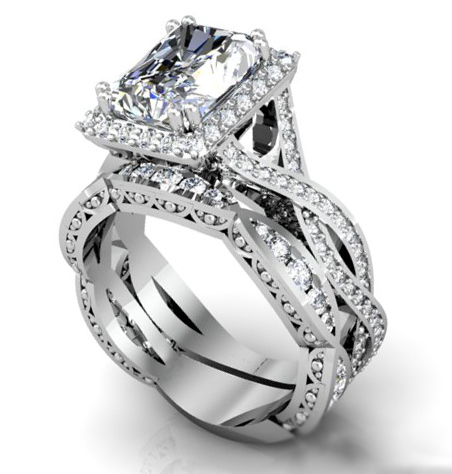 tacori-princess-cut-engagement-rings